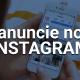 anuncie no instagram