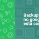 backup do whatsapp no google drive está comprometido